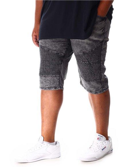 Buyers Picks - Moto Denim Shorts (B&T)