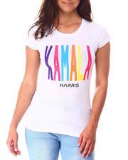 Tops - Kamala Printed T-Shirt-2639379