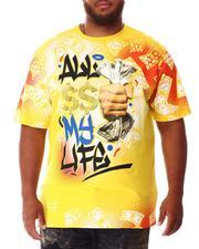 Shirts - All $$ My Life T-Shirt (B&T)-2639801