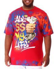 Shirts - All $$ My Life T-Shirt (B&T)-2639805
