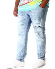 Jeans - Distressed Denim Jeans (B&T)-2641669