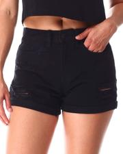 Bottoms - Short W.RIPS And Elastic-2641014