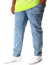 Jeans - Stretch Taper Jeans (B&T)-2641507