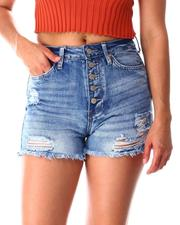 Bottoms - Exposed Button And Rips-2641051