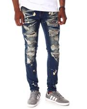 Jeans - Splatter Rip and Repair Jean-2642802