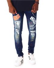 Jeans - Love Graffiti Stretch Jean-2642685