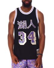 Mitchell & Ness - LOS ANGELES LAKERS Lunar New Year Swingman Jersey - Shaquille O'Neal-2641190
