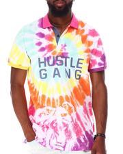 Hustle Gang - BUZZED SS POLO-2642516