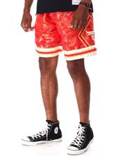 Mitchell & Ness - CHICAGO BULLS Lunar New Year Swingman Short-2642848