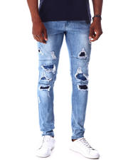 Jeans - Articulated Knee Ripped Jean-2643267