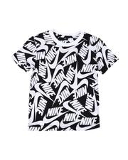 Nike - Futura Toss AOP Tee (4-7)-2640669