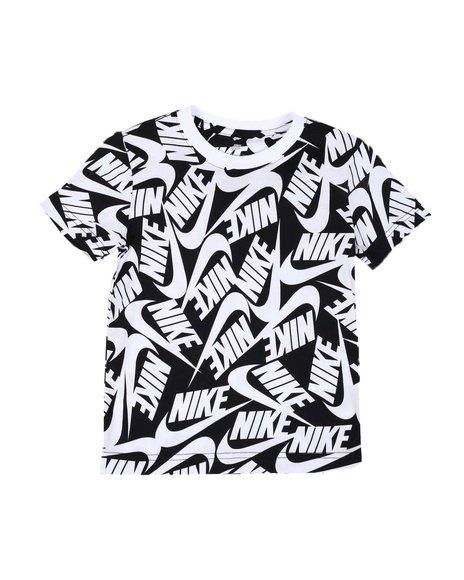 Nike - Futura Toss AOP Tee (4-7)
