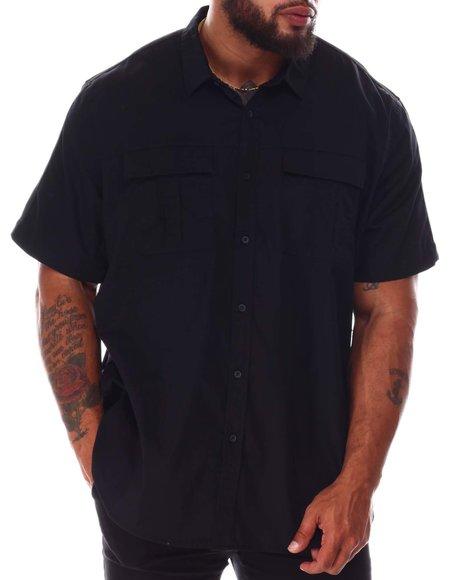 Sean John - Solid Twill Shirt (B&T)