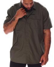 Sean John - Solid Flight Shirt (B&T)-2644151