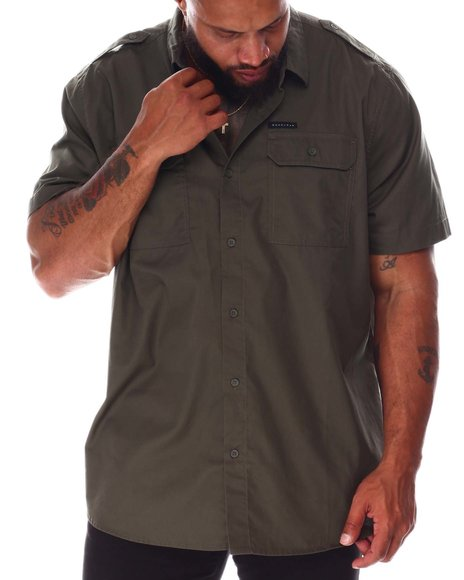 Sean John - Solid Flight Shirt (B&T)