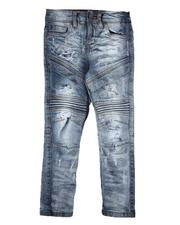 Arcade Styles - Rip & Repair Maxed Out Jeans (4-7)-2641139