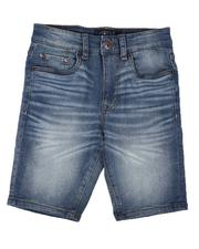 Lucky Brand - Washed Denim Shorts (8-16)-2641196