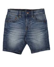Lucky Brand - Washed Denim Shorts (4-7)-2641352