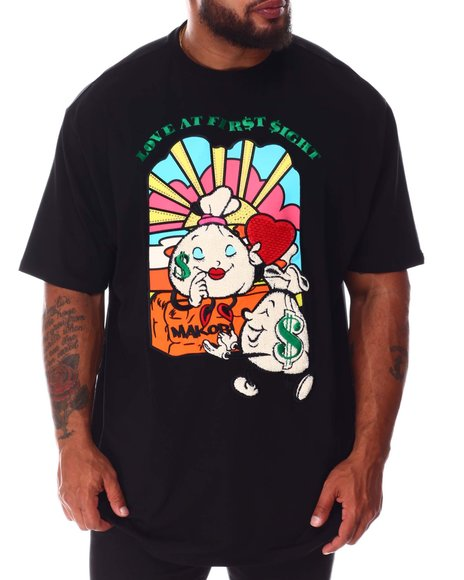 Makobi - Love At First Sight T-Shirt (B&T)