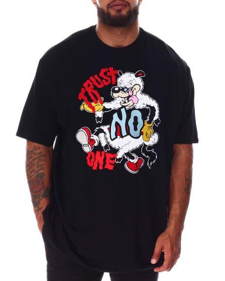 Makobi - Trust No One T-Shirt (B&T)