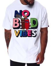 Makobi - No Bad Vibes T-Shirt (B&T)-2641994