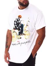 AKOO - Lowrider T-Shirt (B&T)-2643731