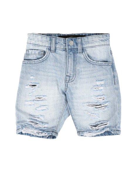 Jordan Craig - Crinkle Denim Shorts (2-7)