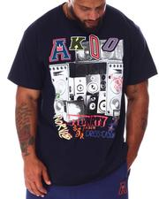 AKOO - Speakers T-Shirt (B&T)-2643771