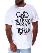 AKOO - God Bless The Trap T-Shirt (B&T)-2643787