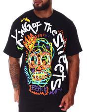 SWITCH - King Of The Streets Graffiti T-Shirt (B&T)-2643703