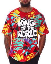 SWITCH - King Of The World Paint T-Shirt (B&T)-2643712