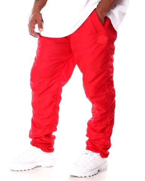 Frost Originals - Nylon Gathered Sweatpants (B&T)