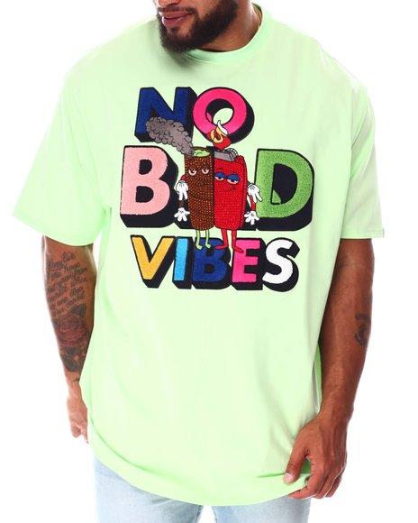 Makobi - No Bad Vibes T-Shirt (B&T)