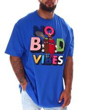 Makobi - No Bad Vibes T-Shirt (B&T)-2642043