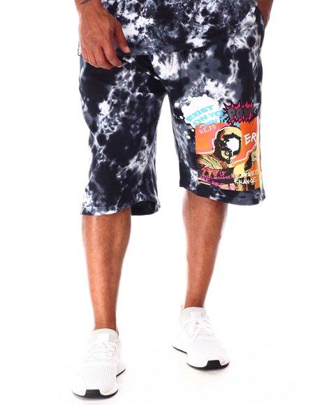 Rebel Minds - New Generation Fleece Shorts (B&T)
