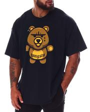 Short-Sleeve - Gangsta Bear T-Shirt (B&T)-2643502