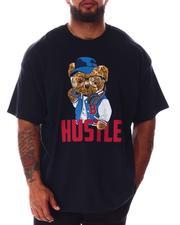 Buyers Picks - Hustle Bear T-Shirtt (B&T)-2643506