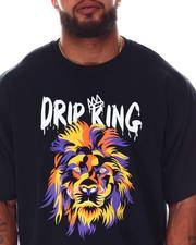 Short-Sleeve - Drip King T-Shirt (B&T)-2643548