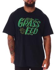 Short-Sleeve - Grass Fed Weed T-Shirt (B&T)-2643564