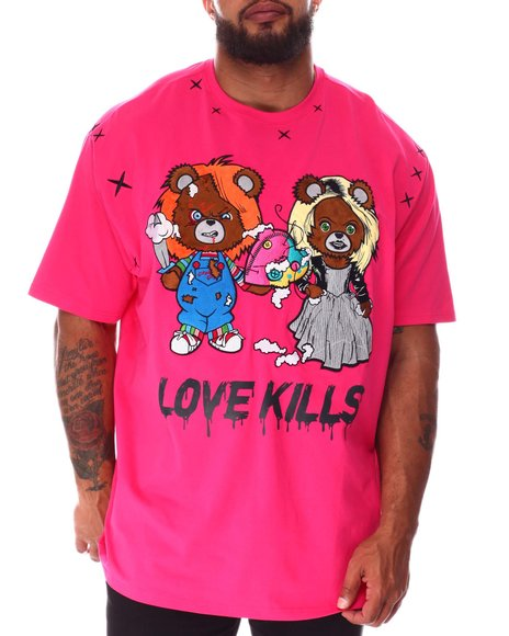 Frost Originals - Love Kills T-Shirt (B&T)