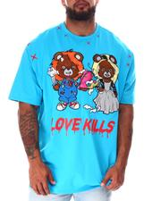 Short-Sleeve - Love Kills T-Shirt (B&T)-2643381