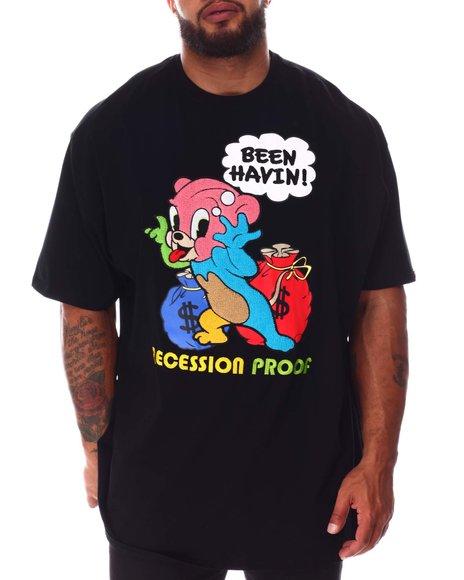 Makobi - Recession Proof T-Shirt (B&T)