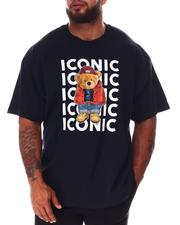 Short-Sleeve - Iconic Bear T-Shirt (B&T)-2643535