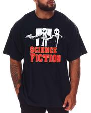 Short-Sleeve - Science Fiction Alien T-Shirt (B&T)-2643594