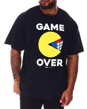 Short-Sleeve - Pac-Man Game Over T-Shirt (B&T)-2643606
