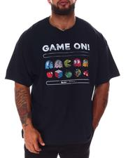 Short-Sleeve - Pac-Man Game On T-Shirt (B&T)-2643626