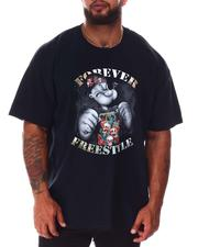 Short-Sleeve - Popeye Freestyle T-Shirt (B&T)-2643642