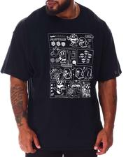 Short-Sleeve - Pac-Man Comic Strip T-Shirt (B&T)-2643646