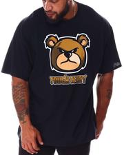Short-Sleeve - Tough Teddy T-Shirt (B&T)-2643650