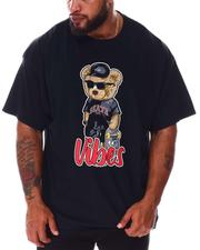 Short-Sleeve - Vibes Bear T-Shirt (B&T)-2643654